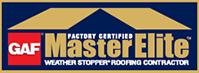 GAF Roofers in Charleston & Savannah, Master Elite Roofing Contractors