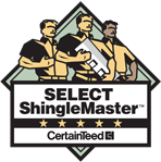 Certainteed Shingle Master in Charleston